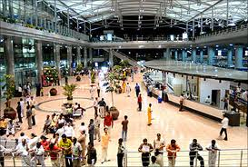Airport in Secunderabad