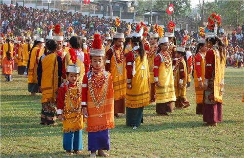 Dance Festival in Shillong