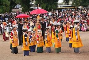 Dance in Shillong
