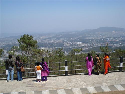 Varied attractions of Shillong