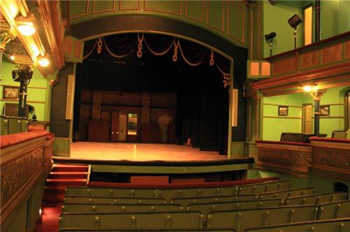 Amazing to Watch Grandeur of Gaiety Theatre in Shimla f