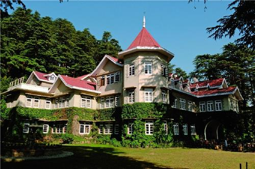 Terrific Glimpses of Welcom Woodville Palace Hotel in Shimla