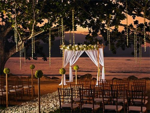 Decoration for Destination Wedding