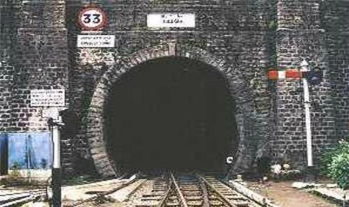 Tunnel 33 in Shimla