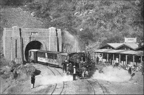 About Tunnel 33 in Shimla