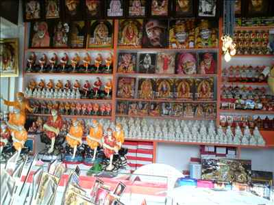 Shopping in Shirdi