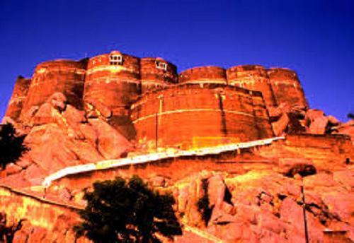 Laxmangarh Fort in Sikar