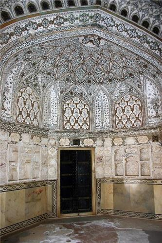 Sheesh Mahal in Sikar
