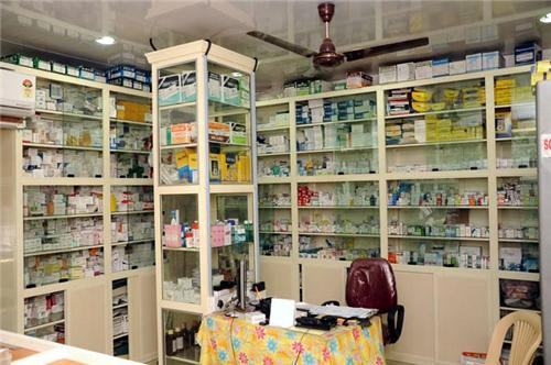 Medical stores in Singrauli