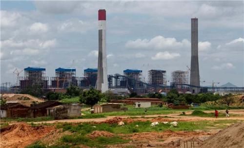 Thermal Power Station in Singrauli