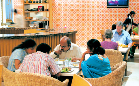 Restaurants in Singrauli
