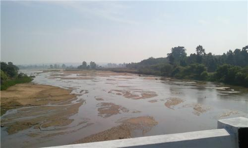 Rihand river