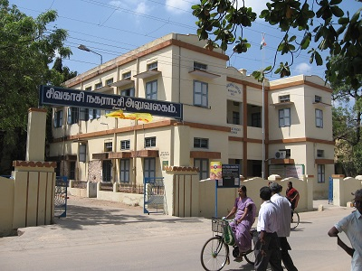 Administration in Sivakasi