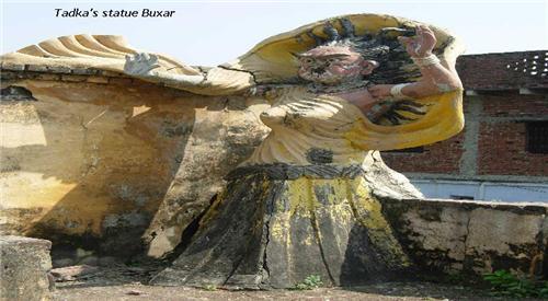 Buxar near Siwan