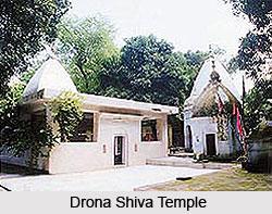 Drona Shiva Temple, Solan