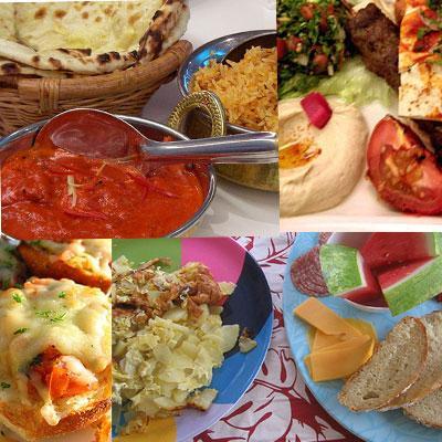Food of Solan