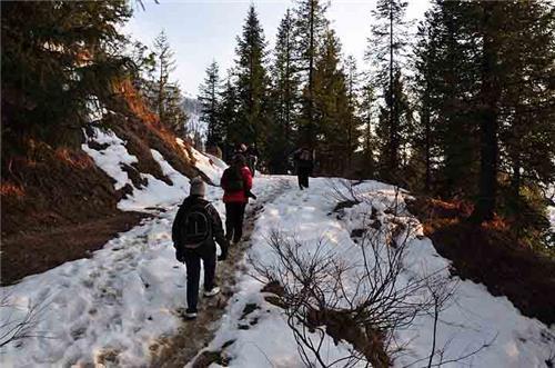 Trekking in Solan