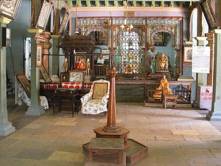 Swami Samarth Maharaj Temple in Akkalkot