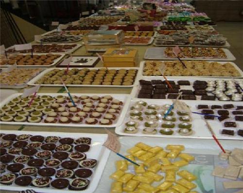 Bakery shops in Solapur