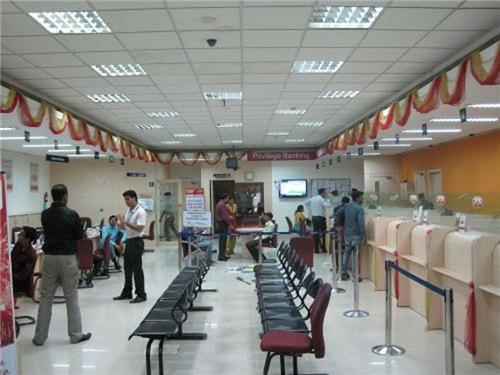 ICICI bank banches in Solapur