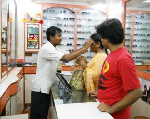 Optical stores in Solapur