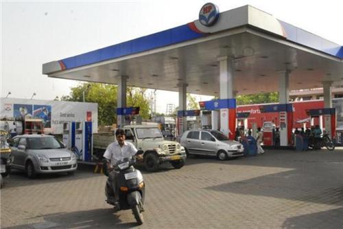 Petrol pumps in Solapur