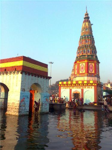 Pundalik Temple in Pandharpur