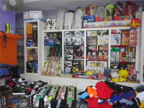 Sports goods dealers in Solapur