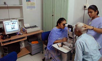 Eye Hospitals in Solapur