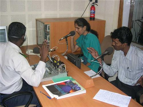 Media services in Solapur