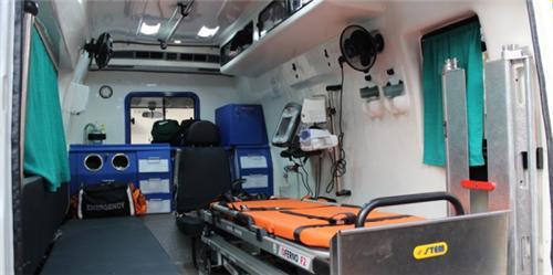 Ambulance Services in Sri Ganganagar