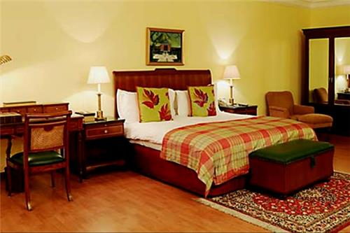 Suites of The Lalit Grand Palace in Srinagar