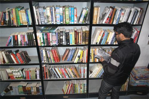 Book stores in Srinagar