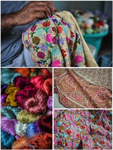 Silk Business in Srinagar