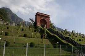 Architecture of Chashme Shahi