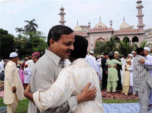 Eid ul Fitr Festival Srinagar