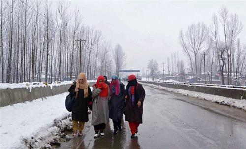 People of Srinagar