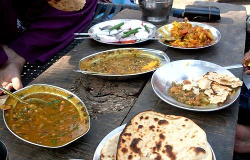Dhabas in Srinagar