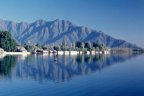 About Nagin Lake