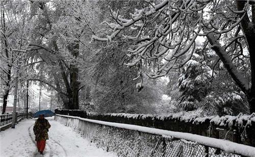Climate of Srinagar