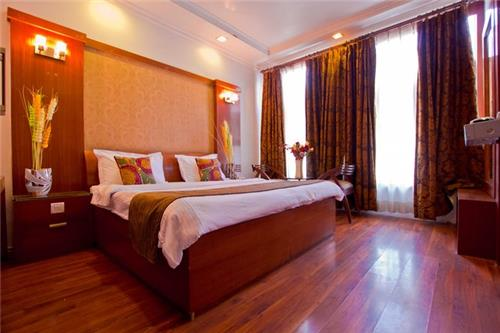 Accommodation at Jamal Resorts in Srinagar