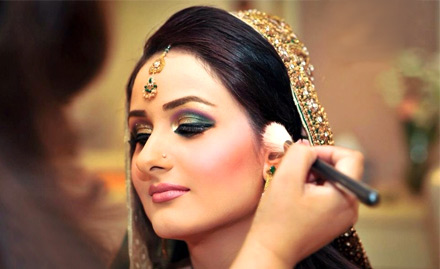 Beauty Parlors in Srinagar