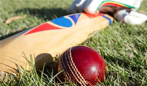 Cricket in Srinagar