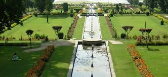 Architectural Style of Shalimar Garden