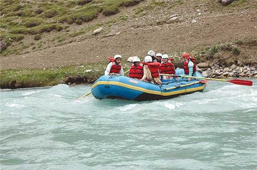 Adventurous Srinagar