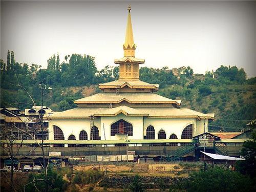 About Charir-i-Sharif in Srinagar