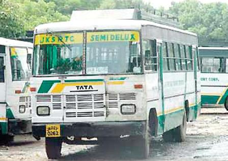 Bus Services in Srinagar