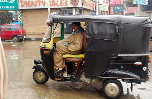 Other modes of Transport in Srinagar