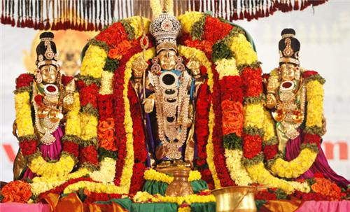 Venkateshwar Tirupati Temple in Sujangarh