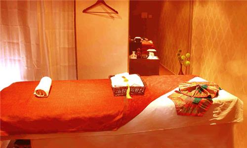 Rejuvenating Spa Facility at O2 Spa in Surat